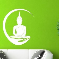 14c-500x500.jpg Download 3MF file Buddha Wal art Tribal  • 3D printing object, samlyn696