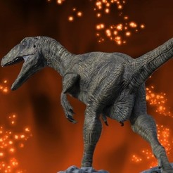 dino 5.jpg Download STL file Realistic Dinosaurs  • Model to 3D print, samlyn696