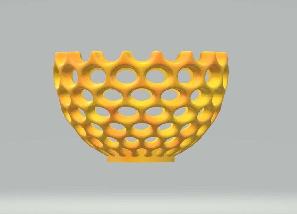 large_c_h.jpg Télécharger fichier STL gratuit Porte-bougie à réchaud • Plan pour impression 3D, samlyn696