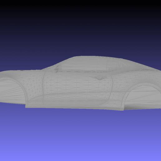 snapshot01.png Download free STL file Chevrolet Camaro 2020 car model ( tyre) • 3D print object, samlyn696