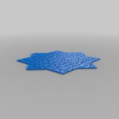 kursi_art_square.png Télécharger fichier STL gratuit Calligraphie arabe • Modèle pour impression 3D, samlyn696