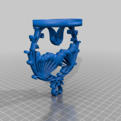 tinker.png Download free OBJ file Decorative Tea Candle Holder • 3D printing object, samlyn696