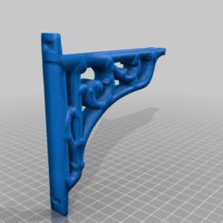 tinker.png Download free OBJ file Decorative Wall Bracket Nice Art • 3D printer object, samlyn696
