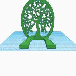 Descargar modelo 3D gratis Hermoso Árbol de la Vida Soporte para libros Ver2, samlyn696