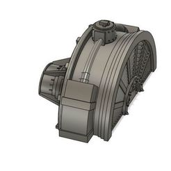 Generator Model.JPG Télécharger fichier STL Générateur • Modèle pour impression 3D, bob_the_rigger