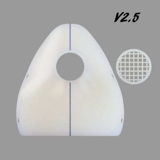 37e59ab4-65fe-4f12-84fb-bf9766eaa34a.PNG Download free STL file Mascherina-COVID-19 • 3D printable design, marcogenito