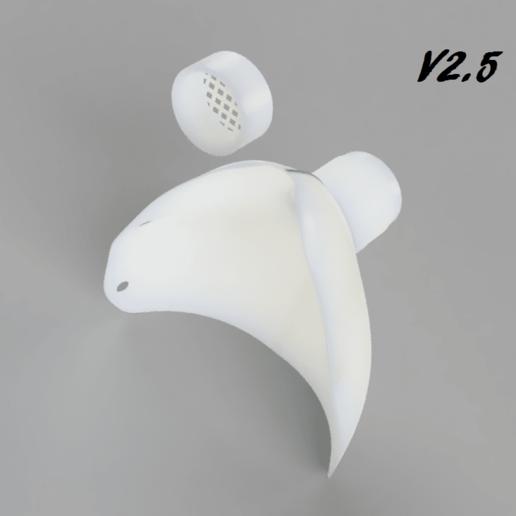 mascherina2-covid_2020-Mar-28_11-00-15AM-000_CustomizedView27295852749.png Download free STL file Mascherina-COVID-19 • 3D printable design, marcogenito