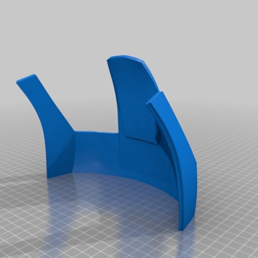 b9fedd73058dbb1b0f059037b090b572.png Download free STL file Iron Man Mark III Helmet Separated and Oriented • 3D printer template, KerseyFabrications
