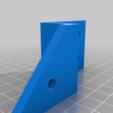 Télécharger modèle 3D gratuit AM8 AP8 Support de moteur d'axe Y amélioré avec support, KerseyFabrications