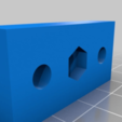 Download free STL file Raspberry Pi Camera Mount for 2020 or 2040 Extrusions (CR-10, CR-10s, Ender 3, Ender 5, etc.) • 3D printer model, KerseyFabrications