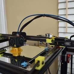 Télécharger fichier STL gratuit Ender 5 Linear Rails Mod • Plan pour imprimante 3D, KerseyFabrications
