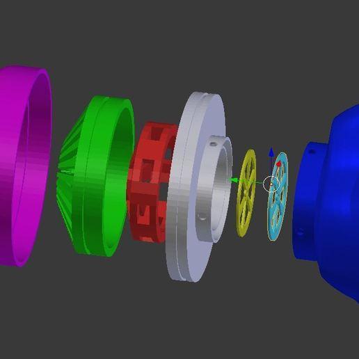 Download 3D printing files AIR mask , Kovarg