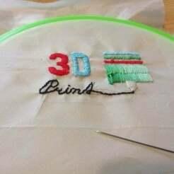 IMG_20200202_105217.jpg Download free SCAD file Bubínek na vyšívání / Embroidery drum • 3D print model, Sharkus