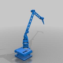 4183c8262c958e31eff42b6eca00972f.png Download free SCAD file Simple measuring arm • 3D printable template, Sharkus