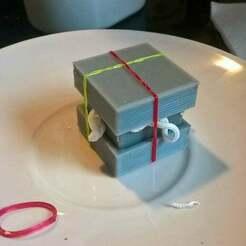 WP_20190515_17_29_29_Pro.jpg Télécharger fichier SCAD gratuit Moisissure sur le bouchon de la grenade / Formička na zátku granátu • Design à imprimer en 3D, Sharkus