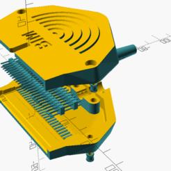 BIM-konektor.png Download free SCAD file BIM • 3D printer object, Sharkus