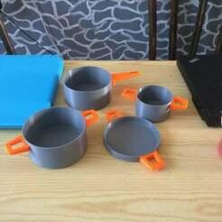 IMG_0221.JPG Télécharger fichier SCAD gratuit Nádobí do dětské kuchyňky / Articles de cuisine pour enfants • Design pour impression 3D, Sharkus