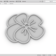 Download free STL file flower , flower of homage to the victims of covid-19 • 3D printing template, maiktabba