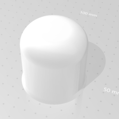 BOUCHON D ATTELAGE.png Download STL file COUPLING PLUG • 3D printable template, Qtdu12