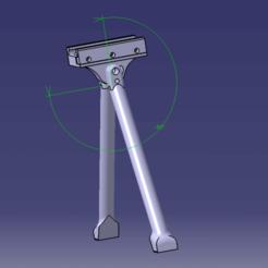 ASSEMBLAGE.png Télécharger fichier GCODE BI PIED AIRSOFT, ARME • Design imprimable en 3D, Qtdu12