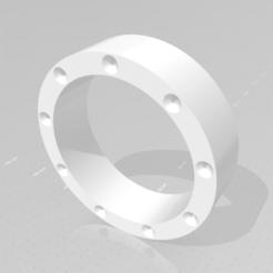 stl.png Télécharger fichier GCODE ENTRETOISE DE BONDE DE FOND EP50mm • Design à imprimer en 3D, Qtdu12
