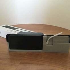 Télécharger fichier impression 3D gratuit Adaptateur de capteur de structure entre iPad Air 2 et iPhone 7, CarstenD