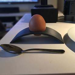 Download 3D printing templates The Egg Arc, CarstenD