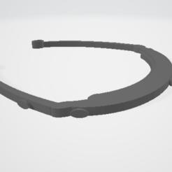 Descargar diseños 3D gratis Protector de la cara, guadalupealvarez0415