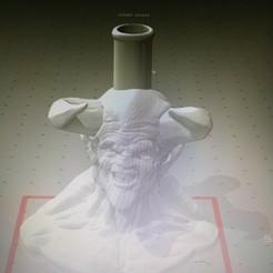 Download 3D printing templates Diablo Mouthpiece, BlessedFuck