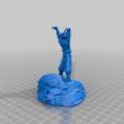 Télécharger fichier imprimante 3D gratuit Goku Spirit Bomb, Kiwi3D
