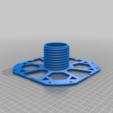 1a8cea97f60859017bb46a3b1a51dfc4.png Download free STL file Kiwi3D.co.nz 1KG refill coil Master spool • 3D print template, Kiwi3D