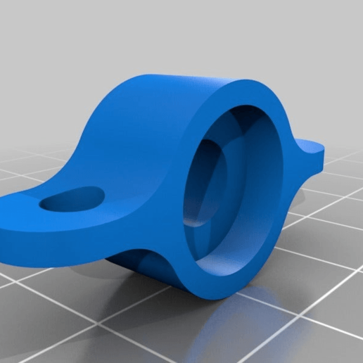 1735461232028278e5cb11c61c7fca1a.png Download free STL file Feiyutech G6 GoPro Gimbal Clamp • 3D print object, Kiwi3D