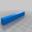 4x_beer_holder_leg.png Download free STL file 4x Beer bottle Holder • 3D printer design, Kiwi3D