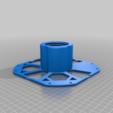 d7180510b0bef028bd6d539ba7348fe5.png Download free STL file Kiwi3D.co.nz 1KG refill coil Master spool • 3D print template, Kiwi3D