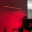 Descargar STL Colgante de barra de luz LED, Kiwi3D