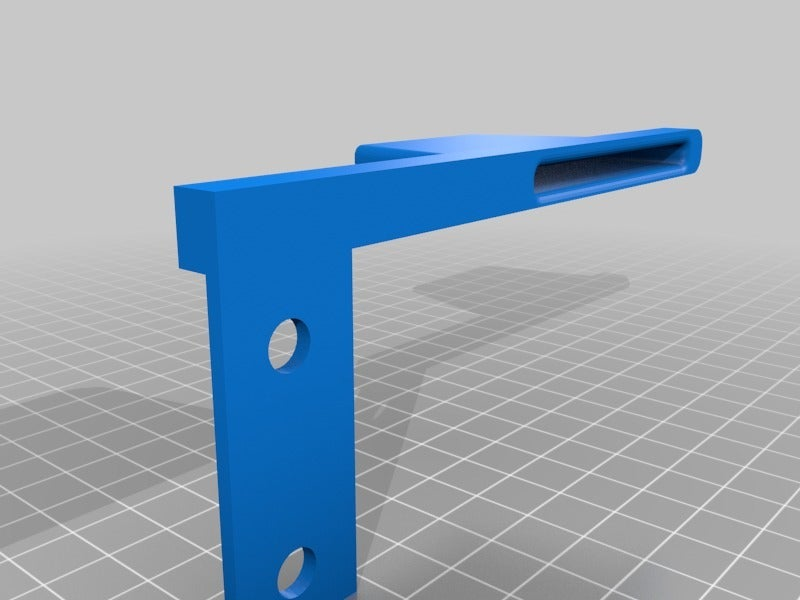 466e75c11e7b1f0f43b96edd83aabb3f.png Download free STL file Wanhao Duplicator I3/plus slotted filament guide • 3D printing object, Kiwi3D