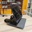 Keyboard slot.jpg Download free STL file iPad  Stand Vega • 3D printer template, Modellismo