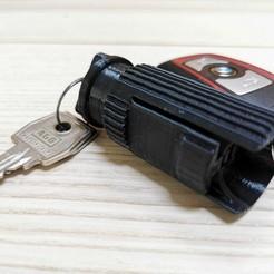 Télécharger modèle 3D gratuit Porte-clés chambre détachable, Modellismo