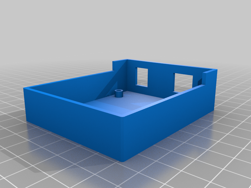 Body.png Download free STL file UNO R3 Case • Object to 3D print, menkheperra