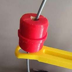 Download free 3D printing models Filament dust remover ... Another one !, menkheperra