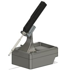 Télécharger fichier STL gratuit Kit TS100 18V / Makita / Bosch avec support pliable, XYZ8858