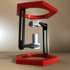 IMG_00.JPG Download free STL file BoltNut-Tensegrity • 3D printing design, Seabird