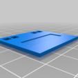 """Télécharger fichier 3D gratuit Imprimable """"Face"""" et """"Queue"""" pour GearBug, Seabird"""