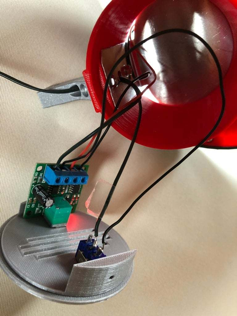 IMG_21.JPG Download free STL file USB Desk Lamp • 3D printable model, Seabird