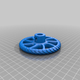 Download free STL file Automotive Differential (with Internal Power Supply) • 3D print template, Seabird
