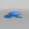 Download free 3D printing designs Floating TableTop V.2, Seabird