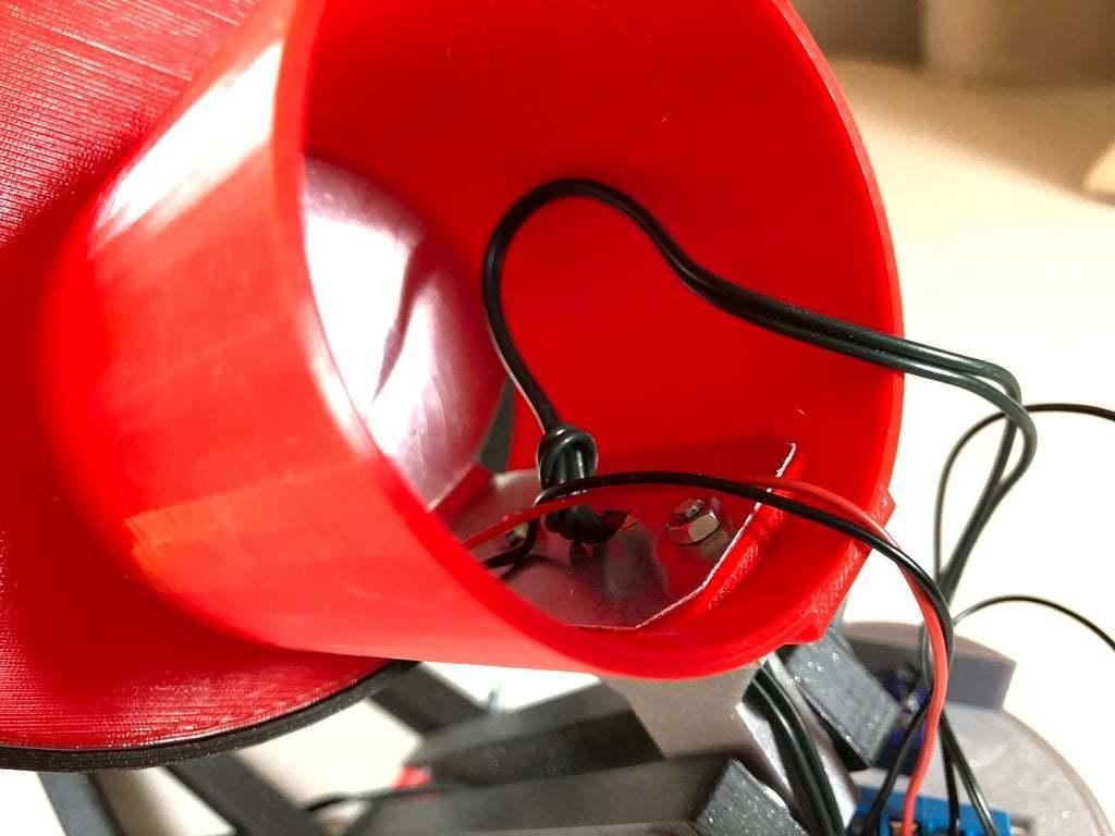 IMG_23.JPG Download free STL file USB Desk Lamp • 3D printable model, Seabird