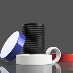 Download free STL file Vario Cup • 3D printer model, Seabird