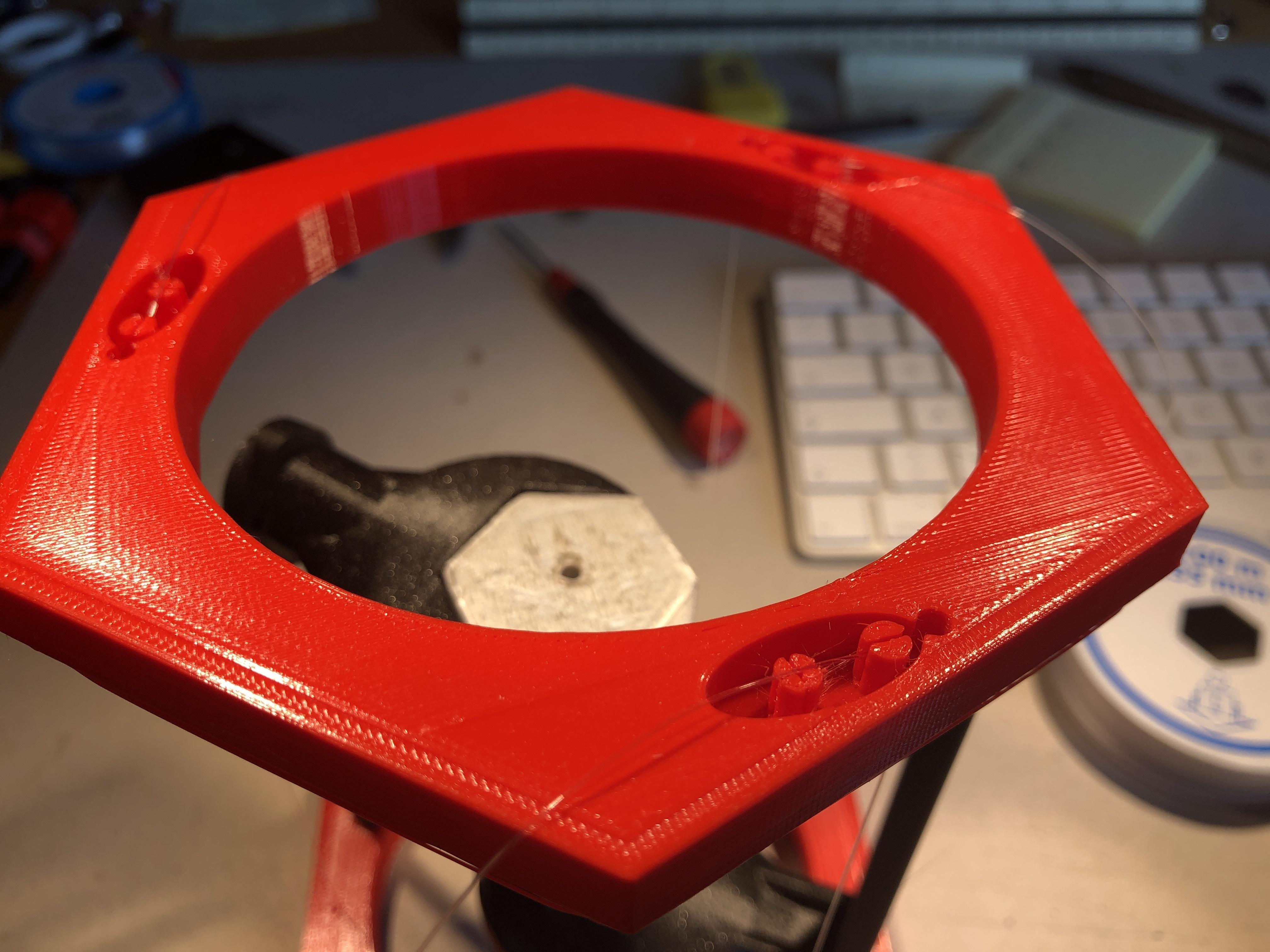 IMG_16.JPG Descargar archivo STL gratis BoltNut-Tensegrity • Modelo para imprimir en 3D, Seabird