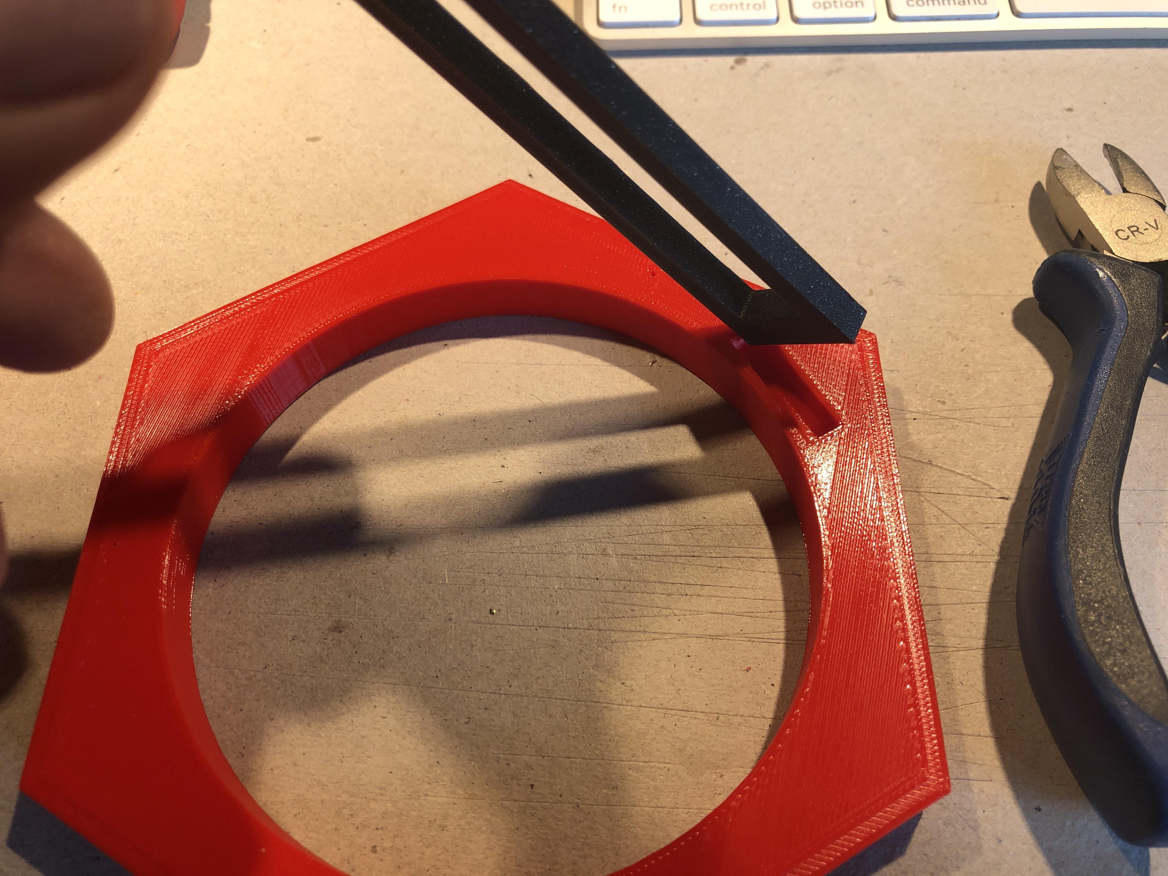 IMG_07.JPG Descargar archivo STL gratis BoltNut-Tensegrity • Modelo para imprimir en 3D, Seabird